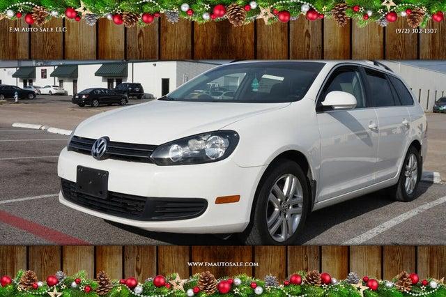 2012 Volkswagen Jetta SportWagen TDI FWD