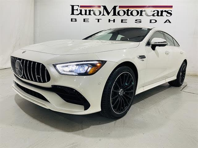 2021 Mercedes-Benz AMG GT 43 Coupe AWD