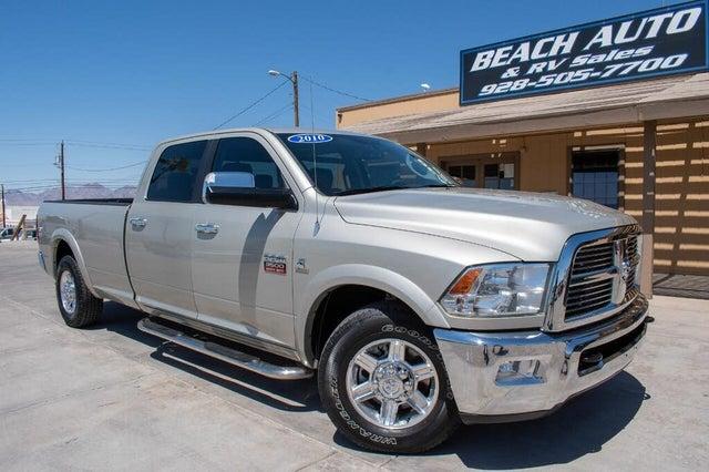2010 Dodge RAM 3500 Laramie Crew Cab LB RWD