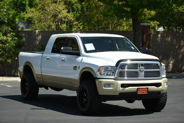 2012 RAM 2500 Laramie Longhorn Mega Cab 4WD