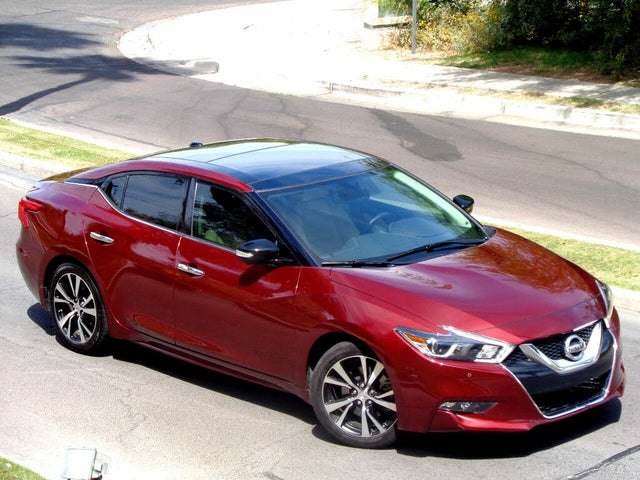 2017 Nissan Maxima Platinum FWD