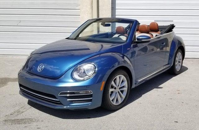 2017 Volkswagen Beetle 1.8T SE Convertible