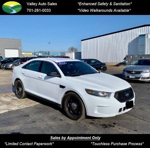 2014 Ford Taurus Police Interceptor AWD