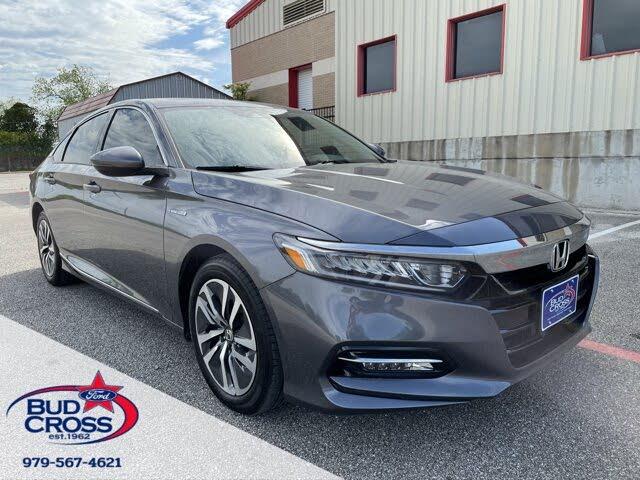 2020 Honda Accord Hybrid EX-L FWD