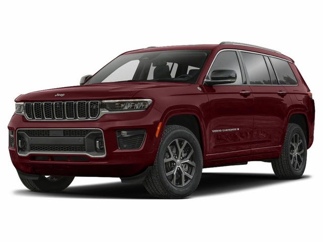 2021 Jeep Grand Cherokee L Limited 4WD
