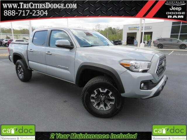 2019 Toyota Tacoma TRD Off Road Double Cab 4WD