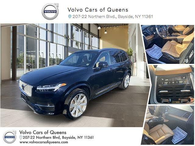 2019 Volvo XC90 T6 Inscription AWD
