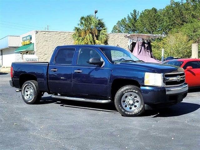 2007 Chevrolet Silverado 1500 Work Truck Crew Cab RWD
