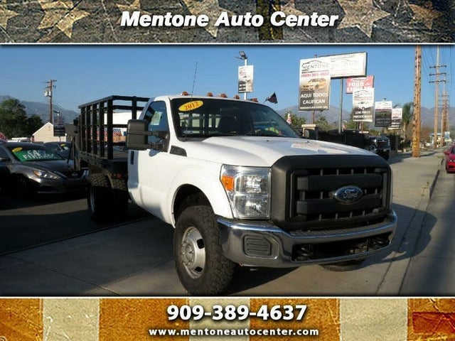 2012 Ford F-350 Super Duty XLT LB DRW 4WD