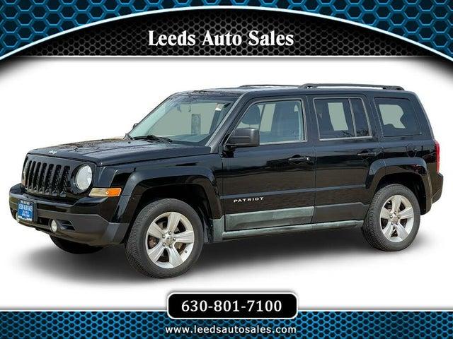 2012 Jeep Patriot Latitude 4WD