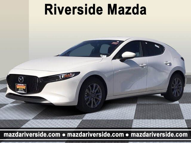 2021 Mazda MAZDA3 2.5 S Hatchback FWD