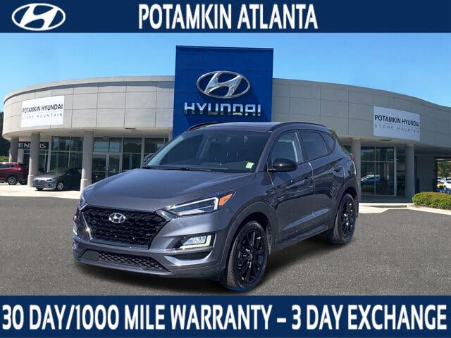 2019 Hyundai Tucson Night FWD