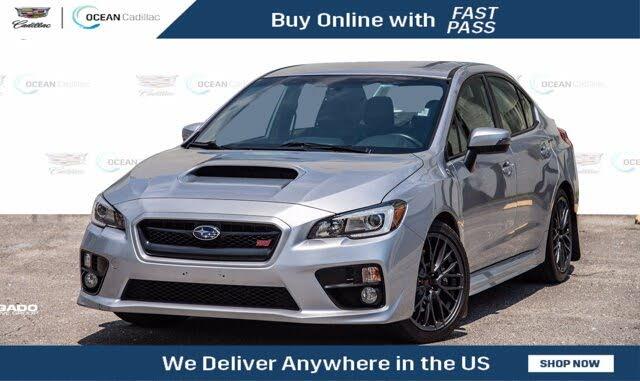 2017 Subaru WRX STI Base AWD