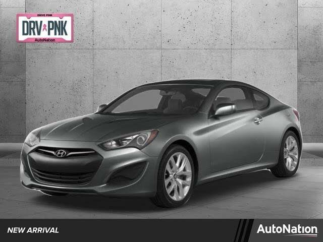 2013 Hyundai Genesis Coupe 2.0T Premium RWD