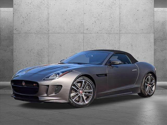 2017 Jaguar F-TYPE S Convertible AWD