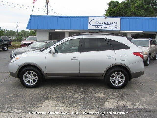 2009 Hyundai Veracruz GLS
