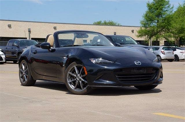 2016 Mazda MX-5 Miata Grand Touring Convertible