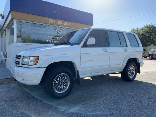 2002 Isuzu Trooper 4 Dr Limited SUV