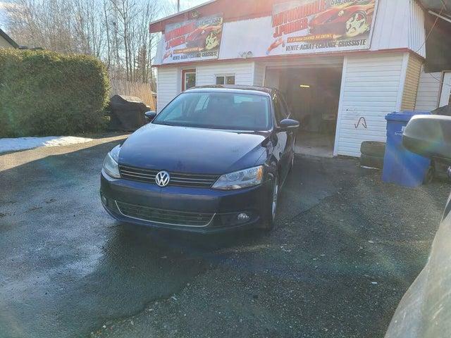 2013 Volkswagen Jetta TDI Comfortline