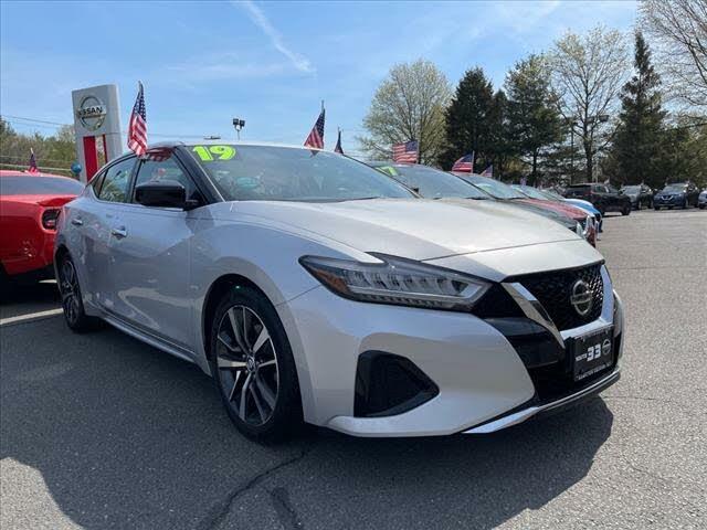 2019 Nissan Maxima S FWD