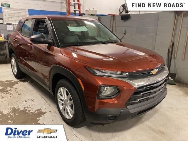2021 Chevrolet Trailblazer LS FWD