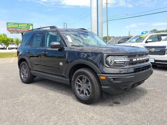 2021 Ford Bronco Sport Big Bend AWD