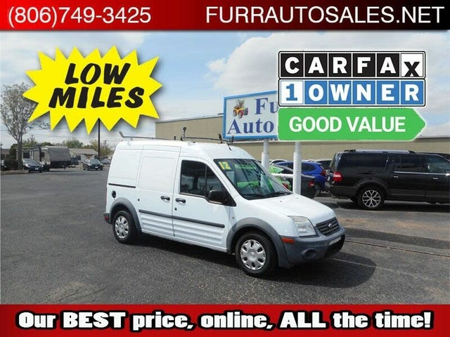 2012 Ford Transit Connect Cargo XL FWD