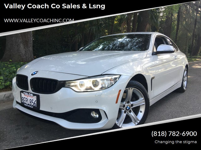 2014 BMW 4 Series 428xi xDrive Coupe AWD
