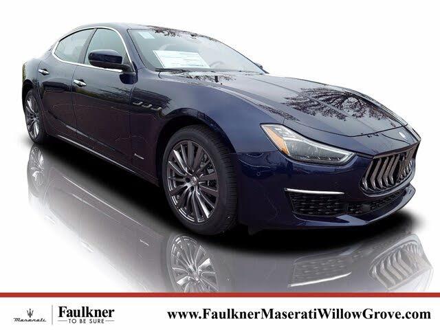 2021 Maserati Ghibli SQ4 GranLusso AWD
