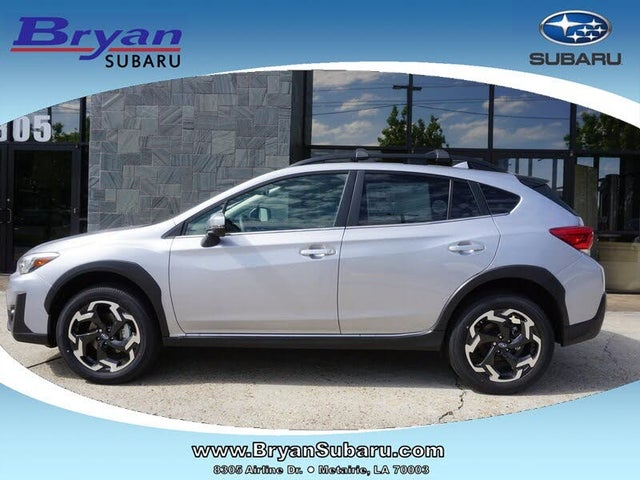 2021 Subaru Crosstrek Limited AWD