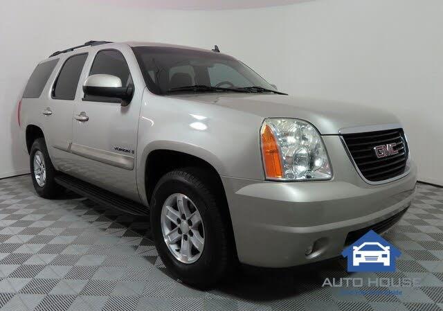 2009 GMC Yukon SLE2