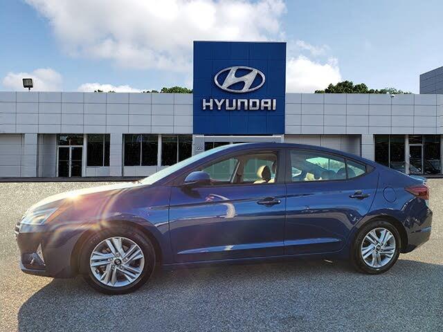 2020 Hyundai Elantra Value Edition Sedan FWD