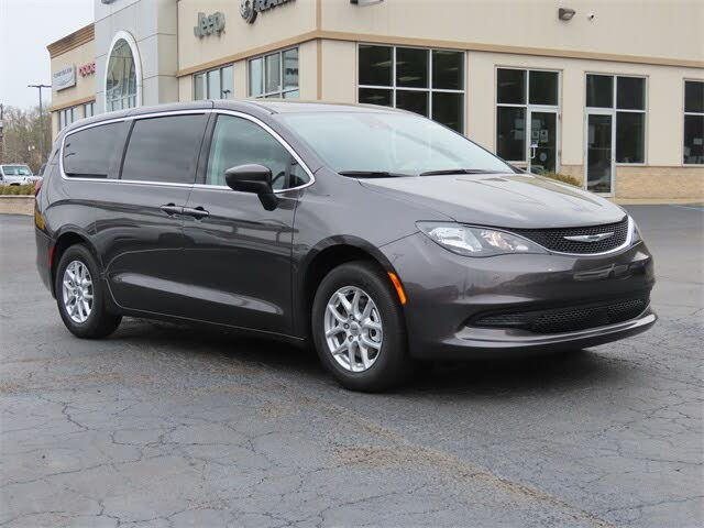 2021 Chrysler Voyager LX FWD