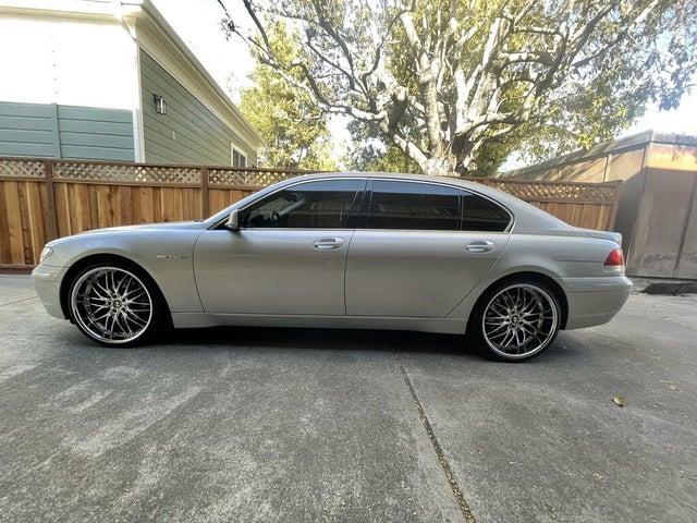 2004 BMW 7 Series 760Li RWD