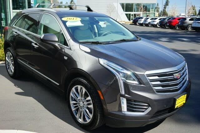 2017 Cadillac XT5 Premium Luxury AWD
