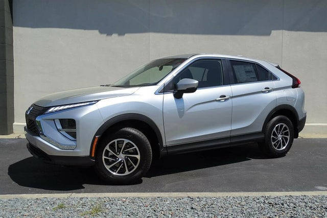 2022 Mitsubishi Eclipse Cross ES S-AWC AWD