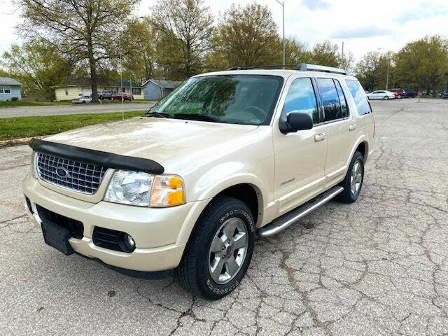 2005 Ford Explorer Limited V8 4WD