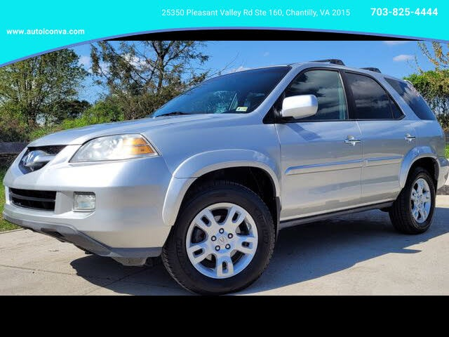 2006 Acura MDX AWD with Touring Package and Navigation