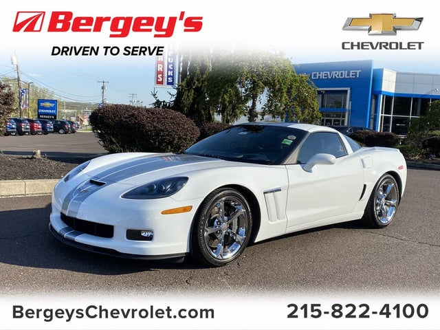 2013 Chevrolet Corvette Z16 Grand Sport 4LT Coupe RWD