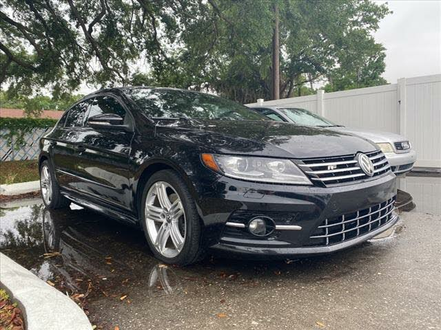 2017 Volkswagen CC 2.0T R-Line Executive FWD with Carbon Package