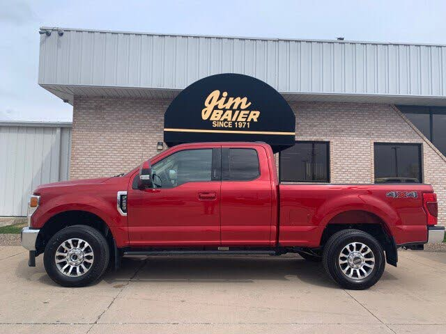 2020 Ford F-250 Super Duty Lariat SuperCab 4WD