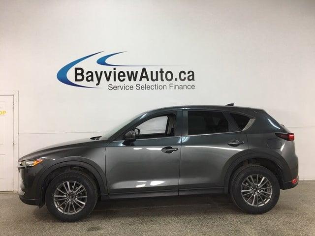 2018 Mazda CX-5 GX FWD