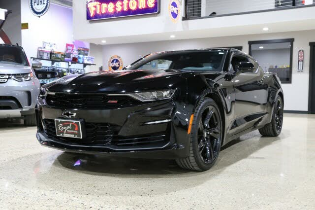 2019 Chevrolet Camaro 1SS Coupe RWD