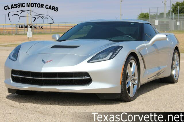2014 Chevrolet Corvette Stingray Z51 3LT Coupe RWD