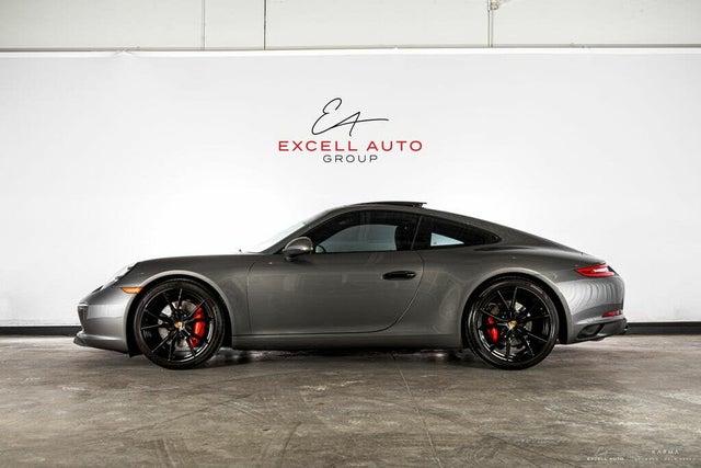 2018 Porsche 911 Carrera S Coupe RWD
