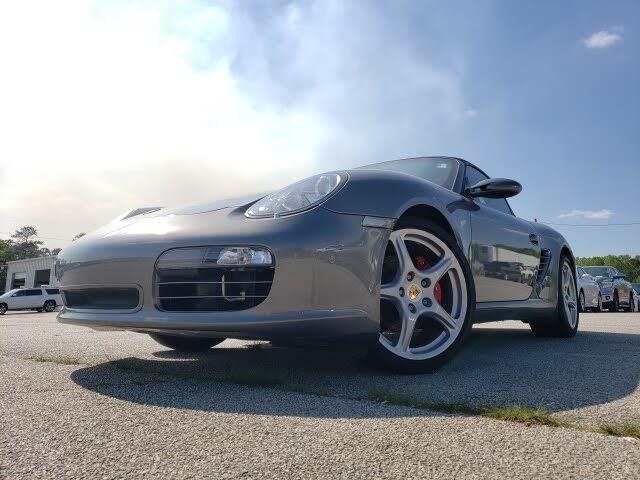 2008 Porsche Boxster S RWD