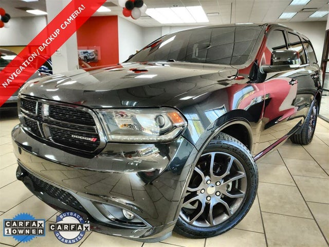 2015 Dodge Durango R/T RWD