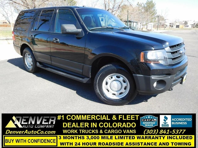 2017 Ford Expedition XL 4WD