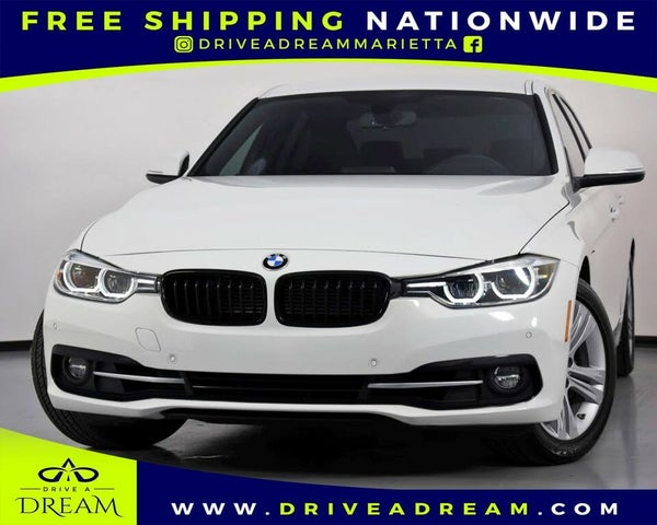 2018 BMW 3 Series 330e iPerformance Sedan RWD