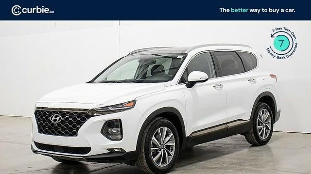 2020 Hyundai Santa Fe 2.0T Luxury AWD